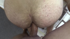 A fellow becomes a vibrator for cash