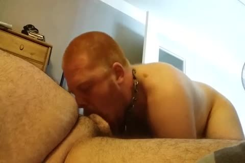 Danish lad Giving bj To His Daddy!