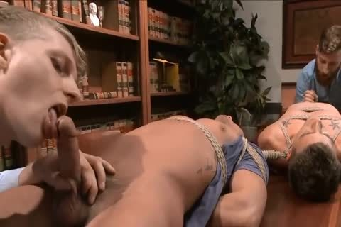 Students Punished Given Double Edging while tied