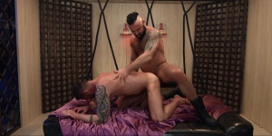 Art Of Domination - Jessy Ares with Tyler Berg anal poke