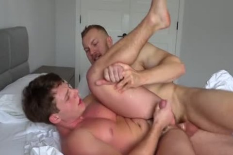 25yo Rugged Ripped 10-Pounder ALPHA pounds tasty fellow With amazing Body!