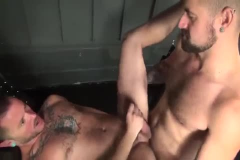 A entire Lot Of Sloppy, sperm-dripping butthole fucking