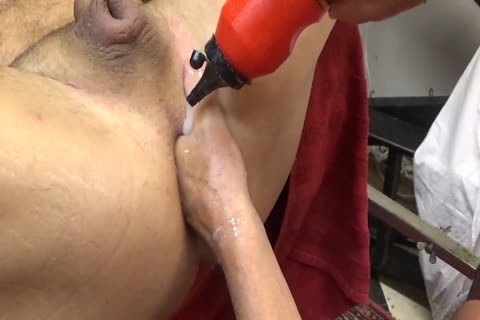 Fist Party In Denmark. Getting Fisted By Two men And pounded