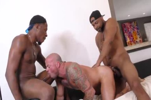 Sean Duran get poked By Ray Diesel And deep Dicc