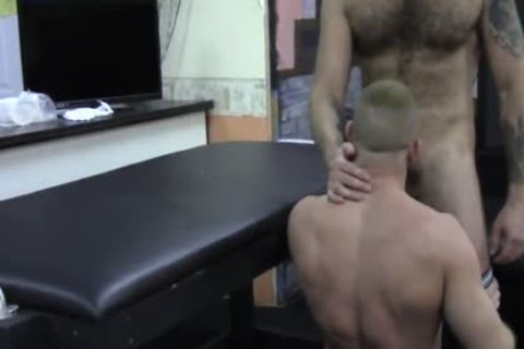 bare Trucker Fucker With Shay Michaels & Luke Harrington