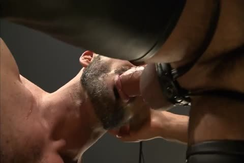 nasty Muscle Leathermen fuck
