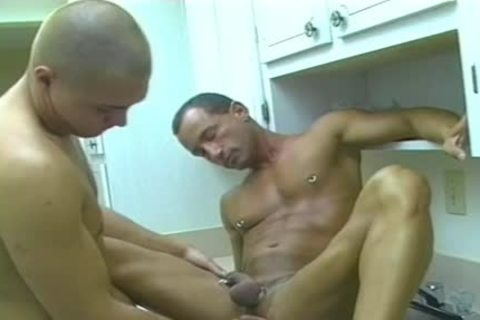 Steamy stud Desperately Wants A cock In The Rear