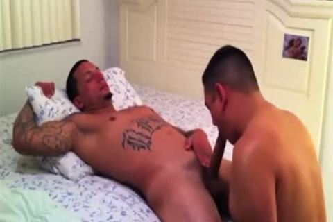 sleazy CUBAN THUG lastly gets His arse pounded