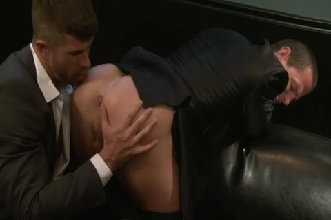 Adam Killian Takes Off His Suit To poke A Hunk