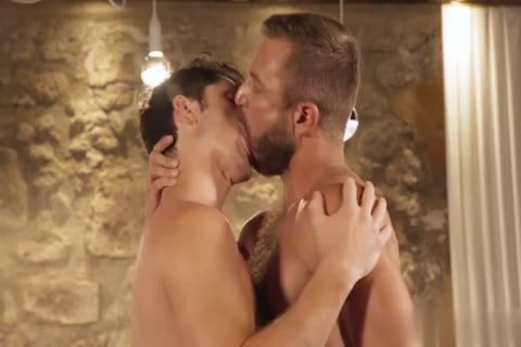GayRoom - Dylan Knight banged By A Plunger And Peter Fields big knob