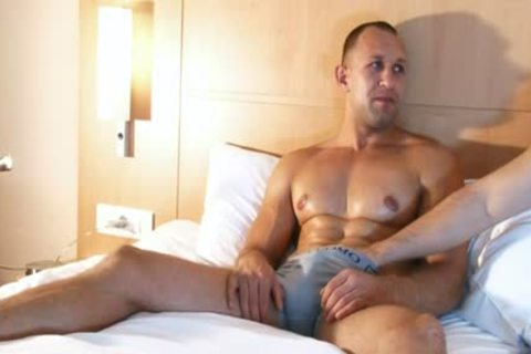 straight man In A gay Porn In Spite Of Him : Igor My Gym Trainer