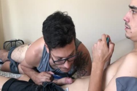 I deep Throated A Gamer And Swallowed his cum