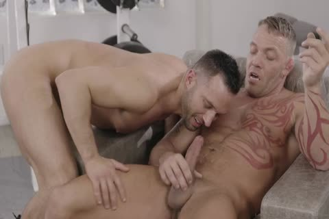 Colby Tucker & Tristan Brazer - My superlatively nice friend's dad Scene 1
