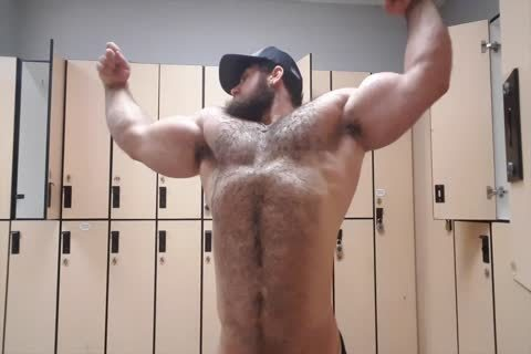 Verbal hairy Muscle Bear