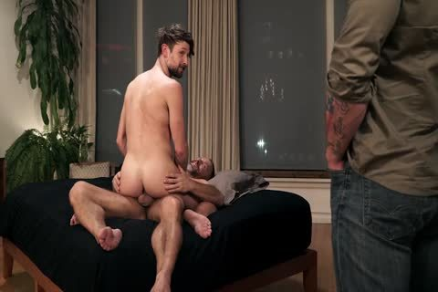 3-Some With Drew Dixon, Dirk Caber & Sergeant Miles