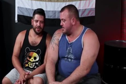 Lanz Adams & Hunter Scott: beefy & thick