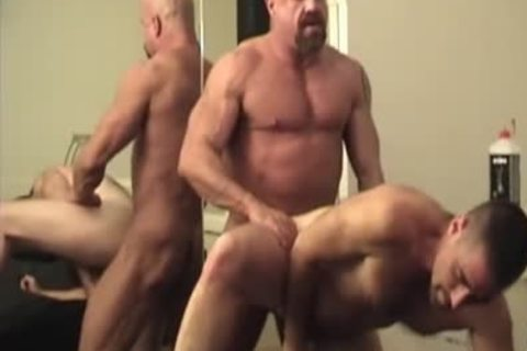 Muscle Bull And Bear Flip hammer bare