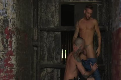 UK naughty knobs - Lured two - The Basement - Issac Jones & Nick North.mp4