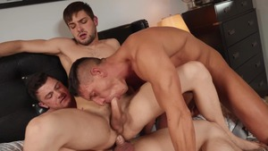 bed And knob Fest - Johnny Rapid, Collin Simpson 18 Sex