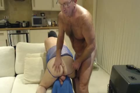 Two Daddies Play On webcam