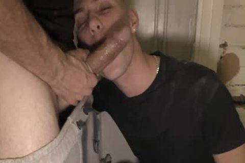 Mike Moves In And Josh Given BIGGEST LOAD 4 Me To cum-rim His Spunky aperture