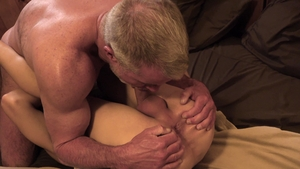 FamilyDick.com: Muscled Bar Addison whip after classes