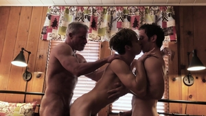 FamilyDick: Spitting porn with wet hard Greg Mckeon