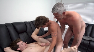 FamilyDick - Tight & super hot Alex Meyer butt pounded