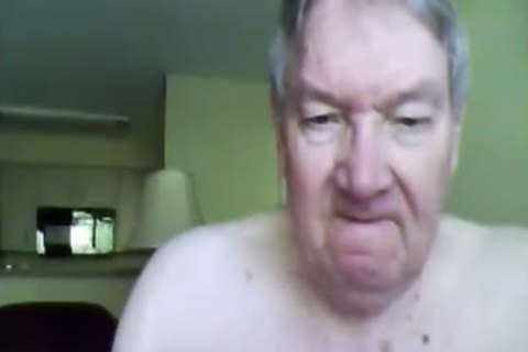 grandpa suck On web camera