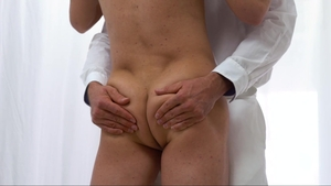 MissionaryBoys - Tanned Elder Nicola challenge wearing panties
