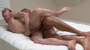 MissionaryBoys.com - Elder Holland raw feet licking porn