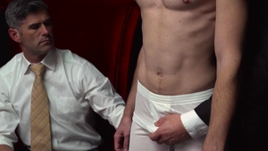 MissionaryBoys - Tight Elder White sex toys ass fingering