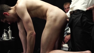 Missionary Boys - Hard nailed rough with young Elder Ricci