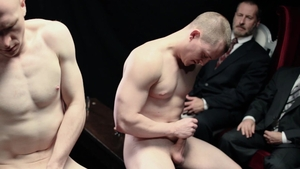 Missionary Boys: Young Elder Isaacs tied up