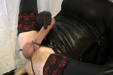 Sissy acquires boned By The Machine