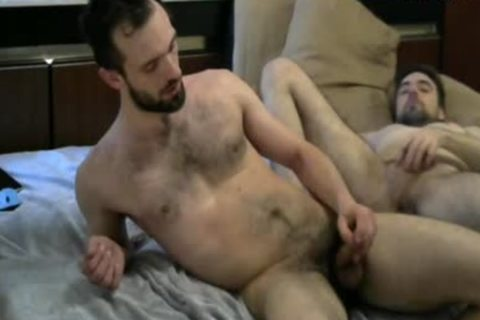 hairy fellows ass fucking On cam