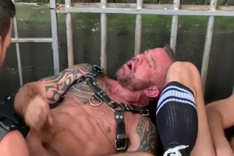 Leather Gear bunch pound