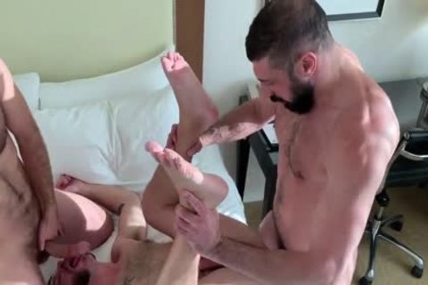 Marco Napoli, Joel someone And Parker Allen (GD)