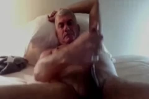 old White big Dicked Daddy Jack Off Part 1 & two