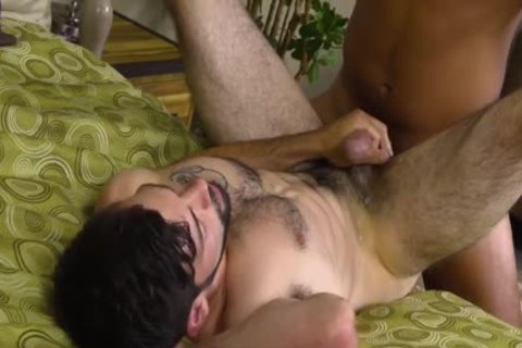 whore Enjoys monstrous shlong In His twink pussy