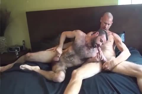 GUNNER DAVID GIFTED DADDY STUFFING hirsute backdoor