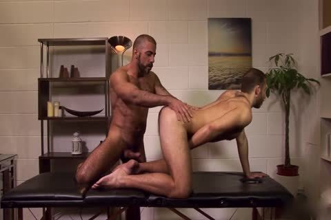 Brent Taylor And Michel Rudin Massage a-hole Games