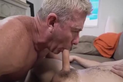 Always lustful Son fucks dad Everywhere