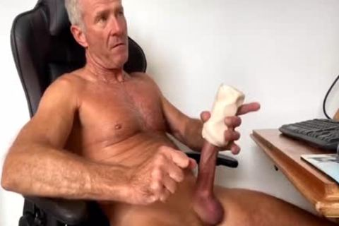 Dream Dilf Play With His big Uncut German wang (no spooge)
