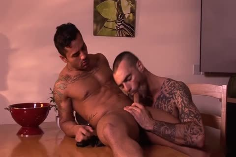 Bruno Bernal And Issac Jones Hung Suited And wild