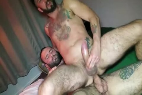 lusty Male gets Fuked By massive dong