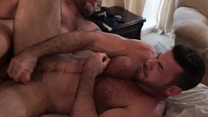 IconMale.com: Billy Santoro with Colby Jansen fucked anal