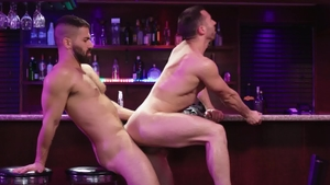Icon Male - Adam Ramzi masturbating video