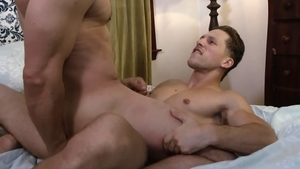 IconMale - Hard sex with Max Sargent & Roman Todd