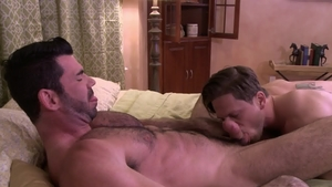 Icon Male: Roman Todd fucks in the ass scene